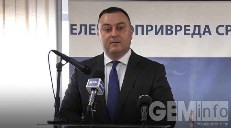 Miroslav Čučković, predsednik opštine Obrenovac