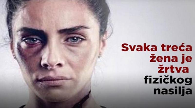 Raste broj žena stradalih u porodičnom nasilju