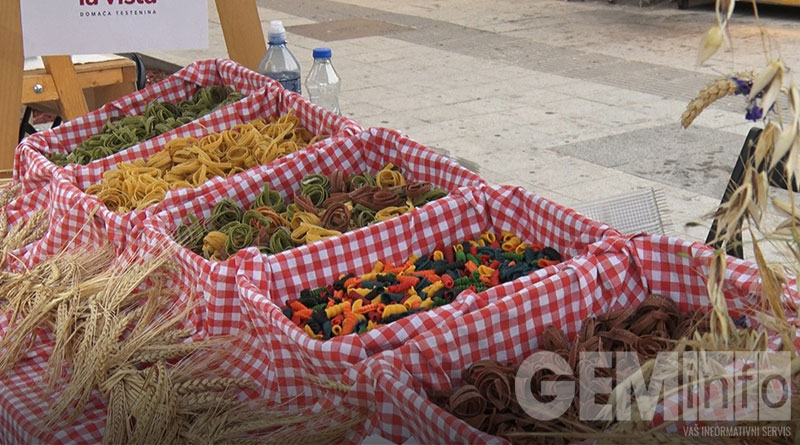 Testenine Pasta la vista u Lazarevcu