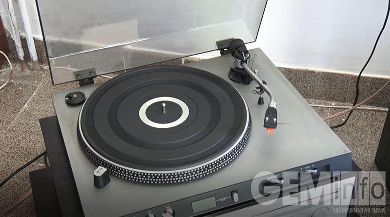 Berza gramofona