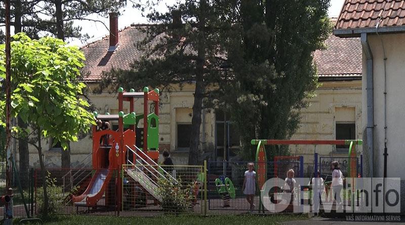 Igralište u Brajkovcu