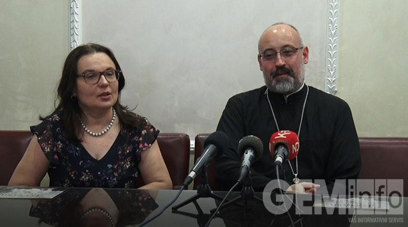 Jasmina Ivanković i otac Marko Mitić