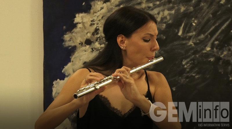 Flautistkinja Dušica Nikolić ponovo oduševila publiku u Lazarevcu
