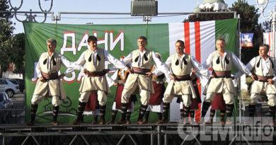 """Nastupi folklornih ansambala na """"Danima Lazarevca"""""""