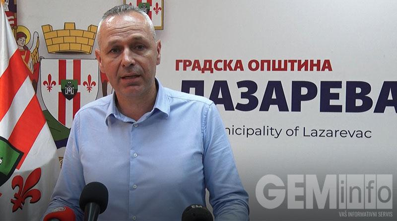 Nenad Bačanac, član Veća zadužen za poljoprivredu