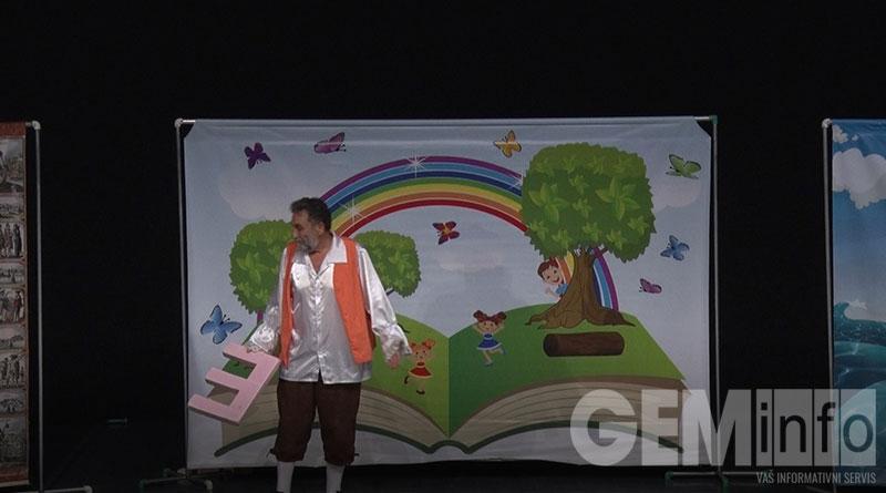 Predstava Čarobna knjiga