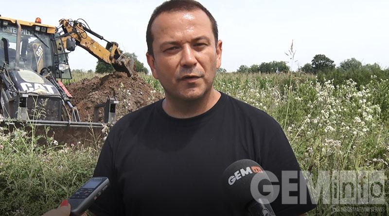 """Nemanja Ivković, izvršni direktor JPKP """"Lazarevac"""""""