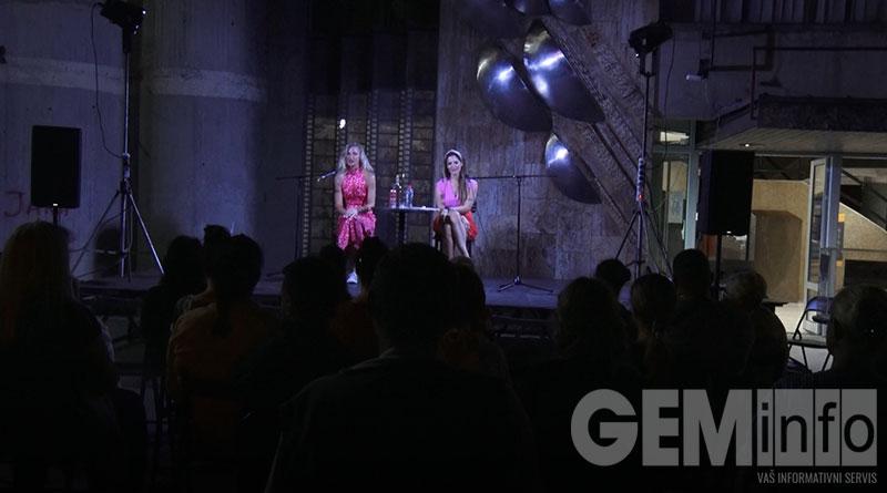 Kabaretska predstava Nas dve
