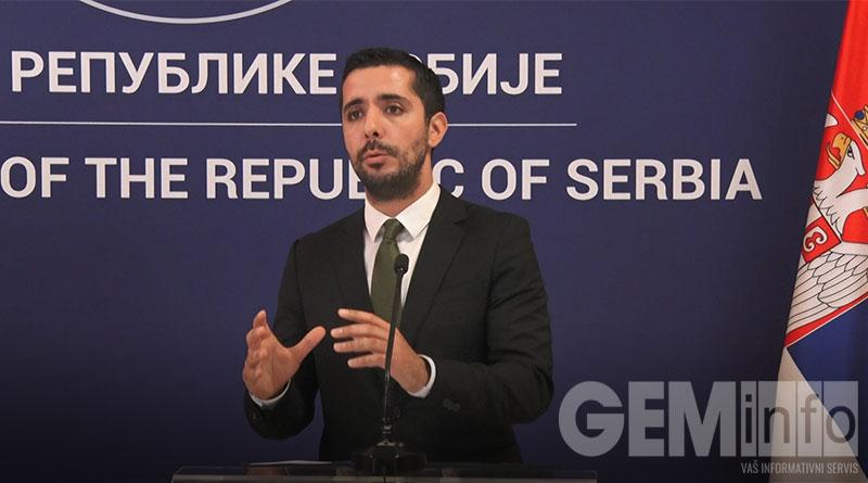 Tomislav Momirović, ministar građevinarstva, saobraćaja i infrastrukture