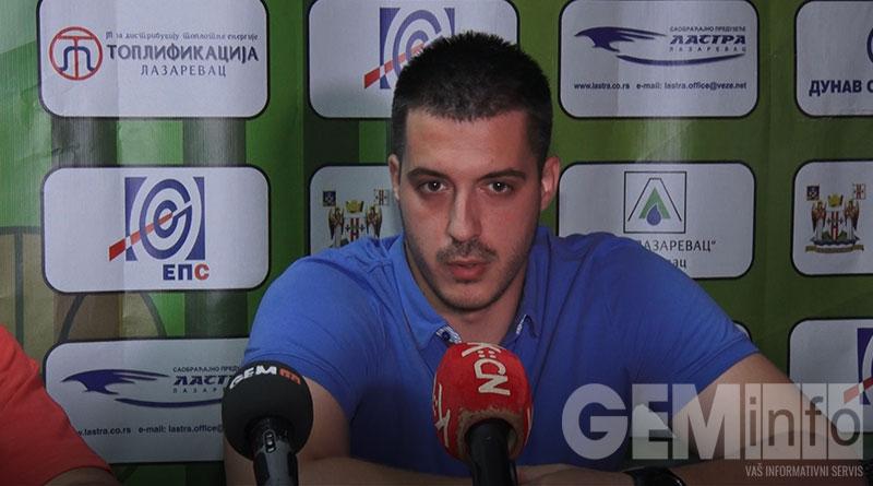 Stevan Mijović, trener KK Kolubara