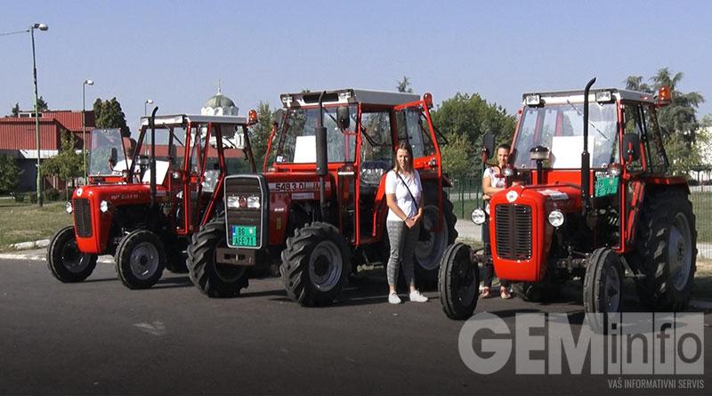 Dodela subvencionisanih traktora