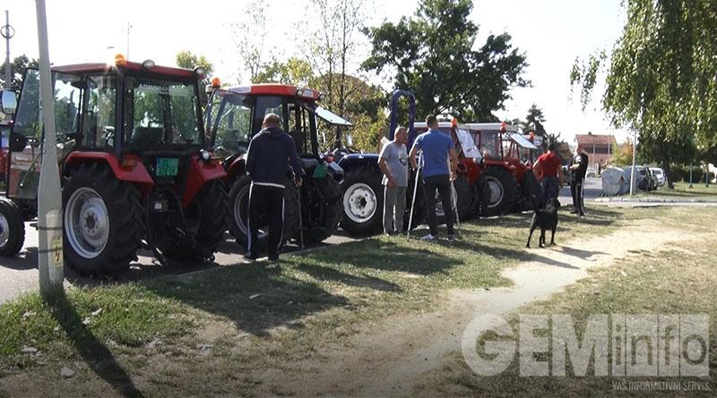 Dodela traktora iz subvencija Grada Beograda