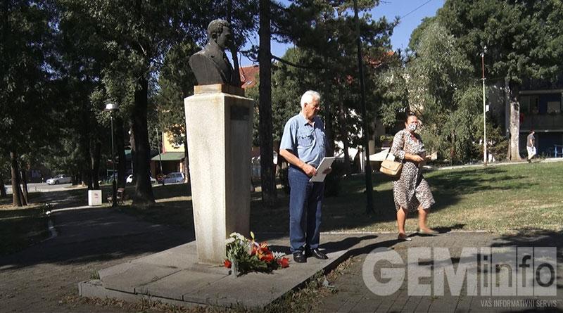 Spomenik Miloradu labudoviću u Lazarevcu