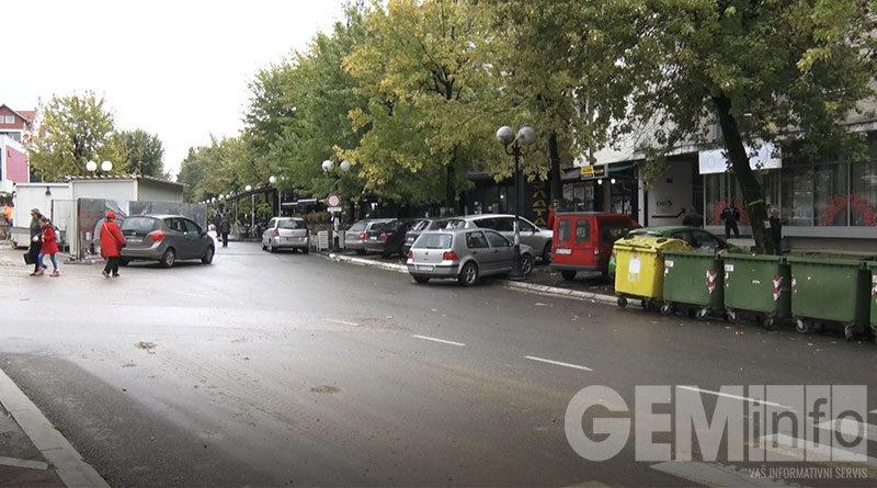 Raspisana Javna nabavka za uređenje pešačkih staza u Karađorđevoj i ulici Dimitrija Tucovića