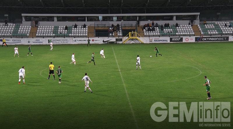 Prijateljska utakmica Kolubara - Rudar