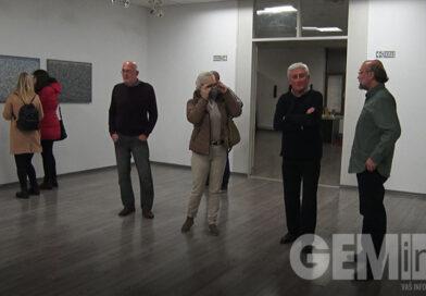 Zajednička izložba tri umetnika u Modernoj galeriji