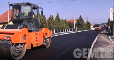 U toku završno asfaltiranje dela ulice Janka Stajčića